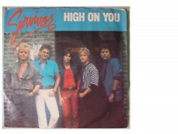 High On You SurvivorVery Good Vinyl 457