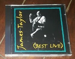 Best Live by James Taylor *USED* (CD Jun-1994 Columbia)