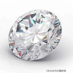 5.01 CT DVVS1Ex Cut Round Brilliant GIA Earth Mined Diamond 11.25x11.27x6.67mm