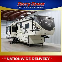 New 2019 Jayco North Point 315RLTS Rear Living Luxury 5th Wheel RV