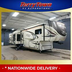 New 2018 Jayco North Point 361RSFS Island Luxury 5th Wheel RV