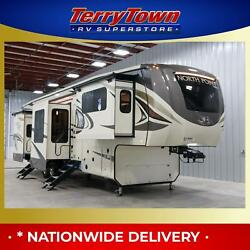 New 2019 Jayco North Point 381FLWS Front Living 5th Wheel RV