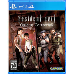 RESIDENT EVIL ORIGINS COLLECTION M $18.00
