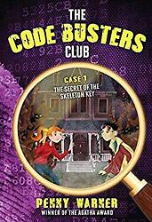 The Code Busters Club Case #1: The Secret of the Skeleton Key-ExLibrary
