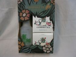 All Natural Compost Tea Starter Kit by Merrill#x27;s $19.99