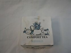 All Natural Compost Tea by Merrill#x27;s 12 Tea Bags $7.00