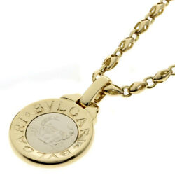BVLGARI   Necklace Horoscope  Cancer 18K yellow gold