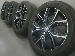 19-inch Summer Wheels Original VW Tiguan II Allspace Ad1 Kingston 5ng601025c