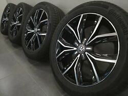 19-inch Summer Wheels Original VW Tiguan II Allspace 5ng601025c Kingston (D118)