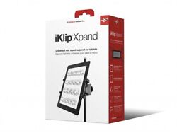 IK Multimedia iKlip Xpand Universal Mic Stand Support for iPad and Tables NEW