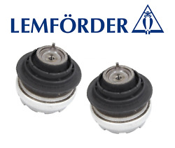 OEM Engine Motor Mount Hydraulic Set 2pcs for Mercedes-Benz Lemforder $121.88