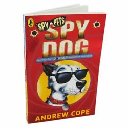 Spy Dog Sniffing Out Danger Wherever She Goes - Spy Pets By Andrew Cope