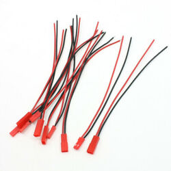 5 Sets RC Electric Planes Male Female Cable Wire 22AWG 15cm 5.9quot; $6.50