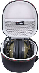 LTGEM For Howard Leight Impact Sport OD And Awesafe GF01 Electric Earmuff Case