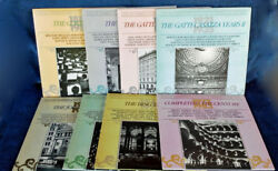 100 YEARS OF GREAT ARTISTS AT THE MET - 1883 - 1983 - (8) 2 LP SETS - 16 LPS  $99.95