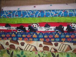 FLANNEL misc NOVELTY kids BTY Cotton quilt FABRIC U Pick See LISTING for DETAILS $6.00