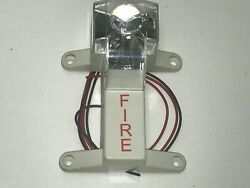 Commercial Products Group CPG New v1971 STROBE LIGHT WHITE 15 75 CANDELLA 24V
