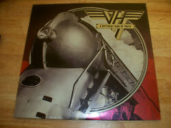 MINT 2012 Van Halen 2 RED LPs A Different Kind of Truth SHE'S THE WOMAN Tattoo