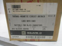 SQUARE D KAL36175 THERMAL MAGNETIC CIRCUIT BREAKER 175A * NEW IN BOX *