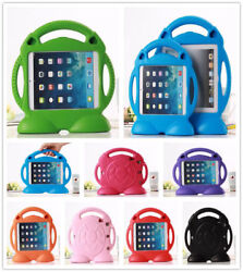Kids ShockProof Safe EVA Foam Stand Case Cover For Apple iPad234 Air12 Mini4