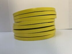 Vinyl Pinstriping Tape - 12 OSHA COLORS AVAILABLE: 14 INCH (6mm) x 108 Ft 5MIL