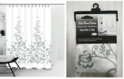 ALL FOR YOU Waterproof Mold  Mildew-Resistant Fabric Shower Curtain *27 DESIGN* $11.99