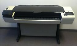 HP DesignJet T1300 PostScript Inkjet Printer 44 444ft²hr 1200DPI 100-240VAC $2,300.00