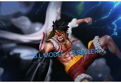One Piece GK Luffy Four Gear Figure Multiple Forms