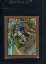 1910 T57 Turkish Trophies Fable Series (1-50) Travelers & Tree VG 27238