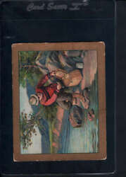 1910 T57 Turkish Trophies Fable Series (1-50) Angler & Fish G-VG 27247