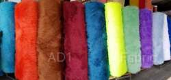 Luxury Long Pile Faux Shaggy Fur Fabric - Sold By The Yard - 60