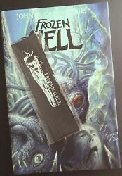 Frozen Hell by John W. Campbell Jr - first edition hardcover in jacket (NEW)