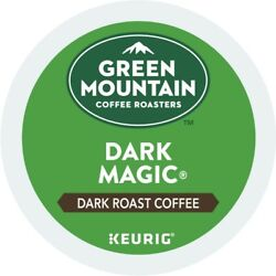 Green Mountain Coffee Dark Magic Keurig K Cup Pod Dark Roast 96 Count $39.99