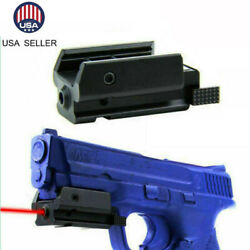 US Stock Red Dot Laser Sight for 4 gun PistolGlock17 19 20 21 22 31 34 35 37