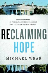 Reclaiming Hope  Softcover Wear Michael 9780718091521 Fast Free Shipping