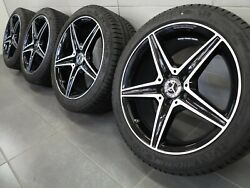18 Inch Winter Tyres Mercedes AMG C43 C450 W205 S205 A2054017200 (E78)