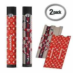 2 Pack - JUUL SKINS - DECAL - STICKERS