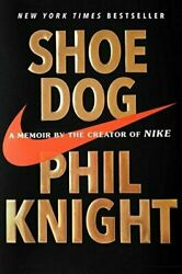 Shoe Dog Memoir by Creator of NIKE Instant FASTEST Delivery in 5SECONDS[EB-OOK]