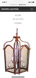 CUSTOM LANTERN IRON CHANDELIER CUSTOM CHANDELIER INTERIOR DESIGNER NO RETURNS