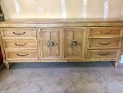 Rustic Bedroom Furniture Set $350.00