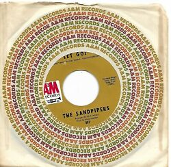 SANDPIPERS THE  (Let Go!  bw  Suzanne)  A&M 997 = VINTAGE record