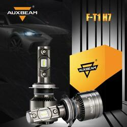 Auxbeam T1 H7 70W 8000LM CREE LED Headlight Single Beam Canbus Bulbs White 6500K