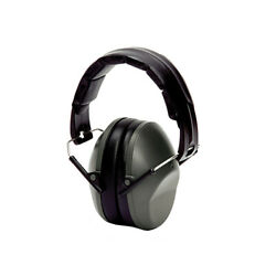Pyramex Safety VGPM9010C Gray VG90 Series Fold Away Earmuffs Hearing Protection