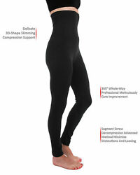 XLXXL Plus Womens Fleece Lined Thermal High Waist Workout Compression Leggings