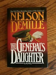 NELSON DEMILLE - The General's Daughter - Signed 1st Edition