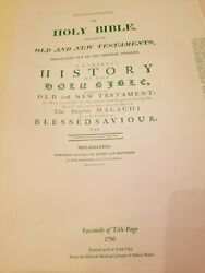 1796 Original Bible Leaf upon the First Epiftle to the Corinthians