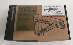 Magpul MOE Fixed Carbine Stock – Mil-Spec MAG480-BLK mag480