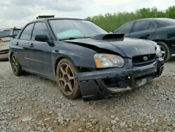 Engine 2.5L VIN 7 6th Digit Turbo Fits 04 IMPREZA 827832