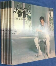 Lionel Richie Can't Slow Down Vinyl Lp FREE SHIPPING