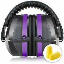 34 NRR Firing Shooting Gun Range Noise Reduction Ear Muffs Hearing Protection US